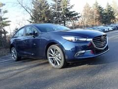 New 2018 Mazda Mazda3 Grand Touring Sedan 3MZBN1W3XJM265411 in Schaumburg, IL