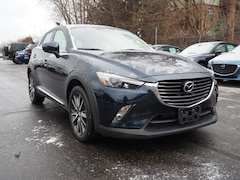 2016 Mazda CX-3 Grand Touring AWD Grand Touring  Crossover JM1DKBD78G0125725