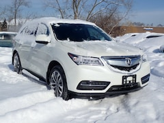 Used 2016 Acura MDX w/Tech SUV w/Technology Package 5FRYD3H42GB008062 for sale in Schaumburg, IL at Napleton's Schaumburg Mazda