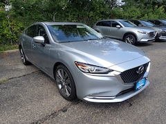 New 2018 Mazda Mazda6 Grand Touring Reserve Sedan JM1GL1WY1J1316639 101405 in Schaumburg, IL