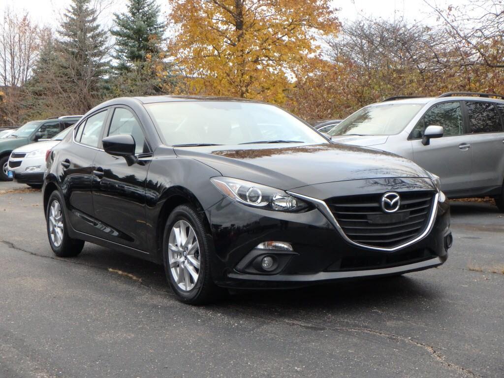 2016 Mazda Mazda3 i Touring i Touring  Sedan 6A