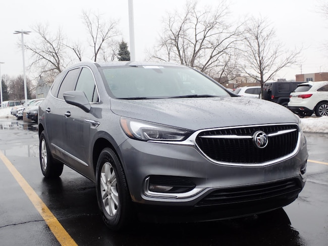 2018 Buick Enclave Essence Essence  Crossover