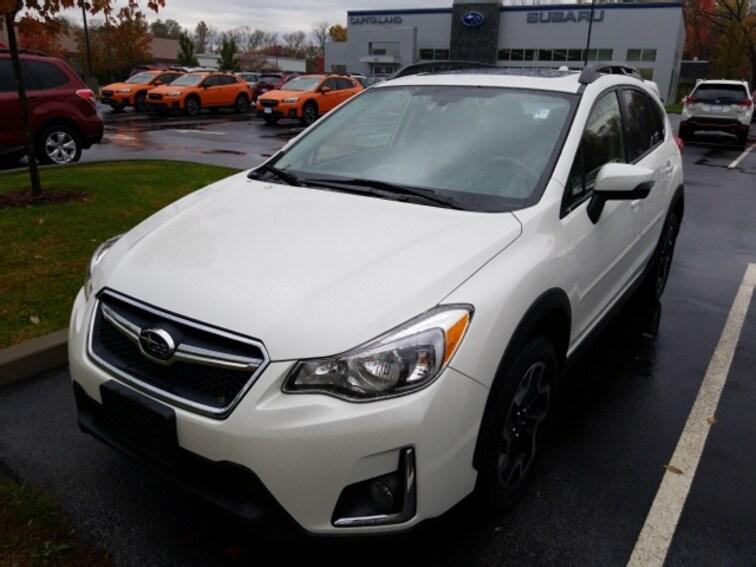 2016 Subaru Crosstrek 2.0i Limited SUV near Albany