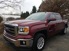 used 2015 GMC Sierra 1500 SLE Value Package Truck Crew Cab in Glenville