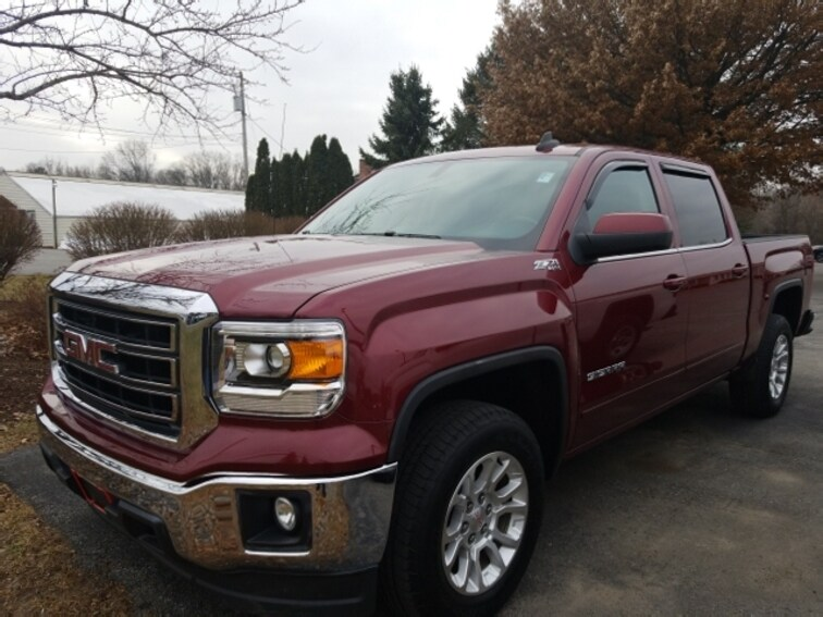 2015 GMC Sierra 1500 SLE Value Package Truck Crew Cab near Albany