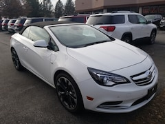 used 2017 Buick Cascada Convertible in Glenville