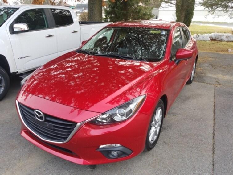 2015 Mazda Mazda3 i Grand Touring Hatchback near Albany