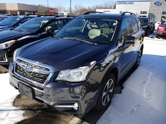 used 2018 Subaru Forester 2.5i Limited SUV in Glenville