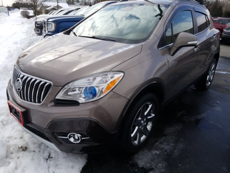 2014 Buick Encore Leather SUV near Albany
