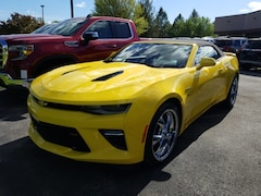 used 2017 Chevrolet Camaro 1SS Convertible in Glenville