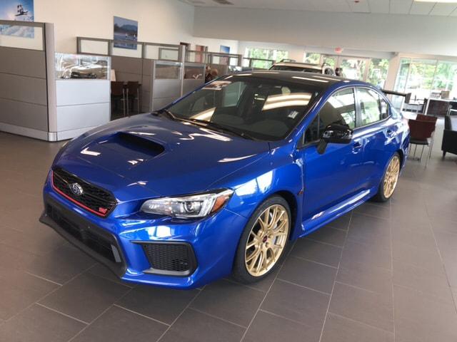 2018 Subaru WRX/STi STI Type RA Sedan