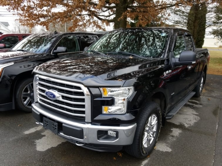 2016 Ford F-150 Extended Cab near Albany