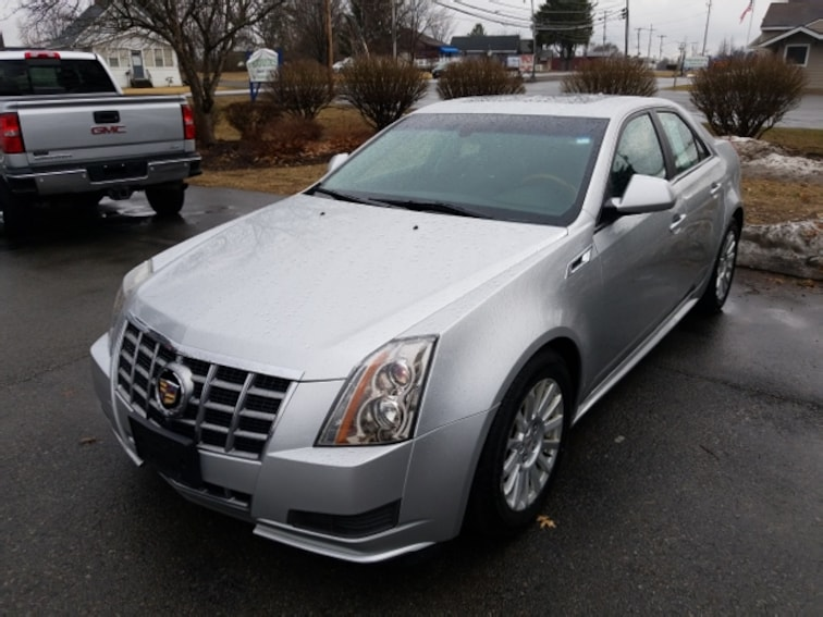 2012 CADILLAC CTS Luxury AWD Sedan near Albany