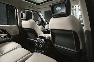 2019 Range Rover Interior Luxury