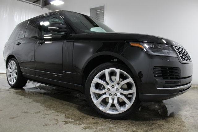 2018 Land Rover Range Rover SUV