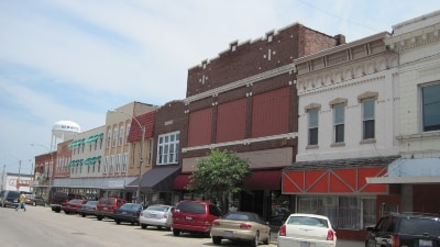 Downtown Kewanee, IL