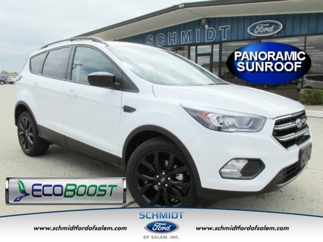 2018 Ford Escape SE SUV