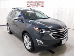 Used 2018 Chevrolet Equinox Premier w/2LZ SUV 2GNAXWEXXJ6164624 for sale in Saukville, WI at Schmit Bros. Auto
