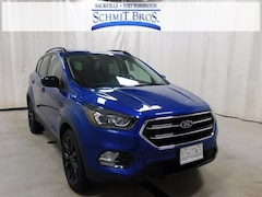 New 2019 Ford Escape SE SUV 1FMCU9GD1KUA92712 for sale in Saukville, WI at Schmit Bros. Auto