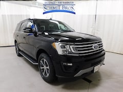 New 2019 Ford Expedition XLT SUV 1FMJU1JT0KEA01321 for sale in Saukville, WI at Schmit Bros. Auto