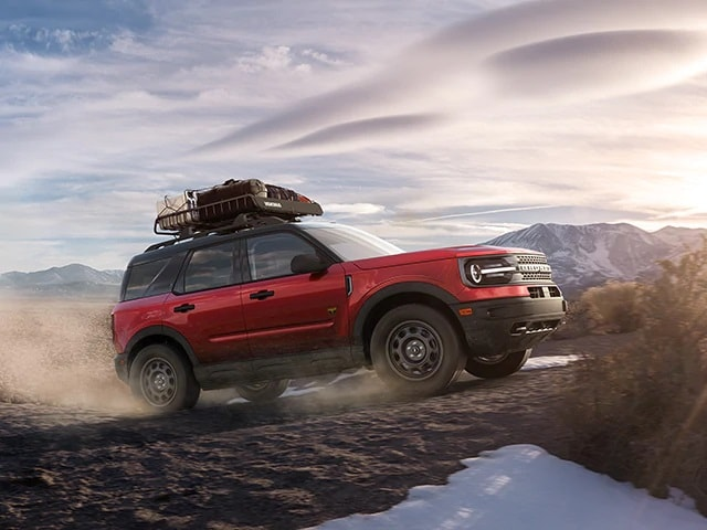 2021 Ford Bronco Sport for Sale in Wisconsin at Schmit Bros. Auto Ford Dealership