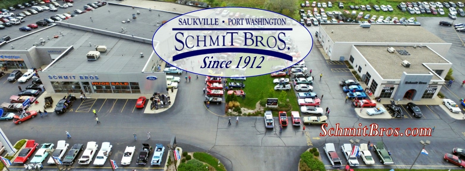 Ford Dealership serving Wisconsin - Schmit Bros. Auto Ford Dealer