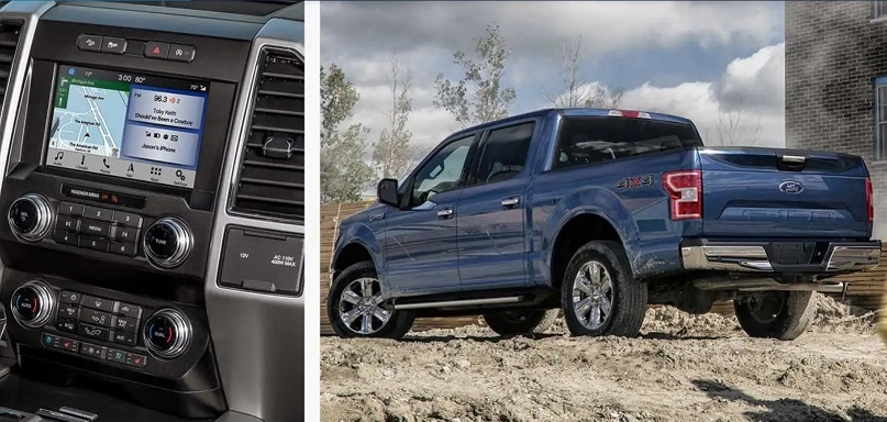 2020 Ford F-150 at Schmit Bros. Auto Ford Dealership