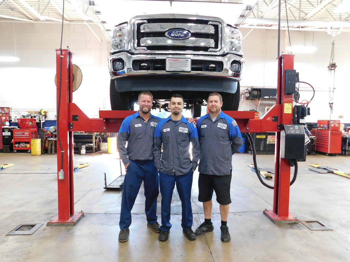 Ford Service Repair Center - Schmit Bros. Auto Ford Dealership