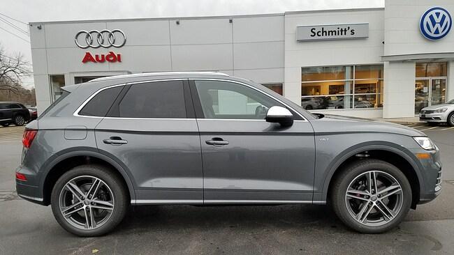 2018 Audi SQ5 3.0T SUV