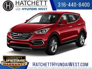 New 2018 Hyundai Santa Fe Sport 2.4 Value Pkg SUV in Wichita, KS