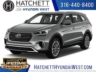 New 2018 Hyundai Santa Fe SE AWD 3rd Row Seating SUV in Wichita, KS