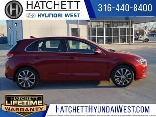 New 2018 Hyundai Elantra GT Style Pkg Hatchback in Wichita, KS