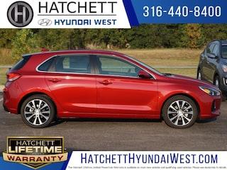 New 2018 Hyundai Elantra GT Base Hatchback in Wichita, KS