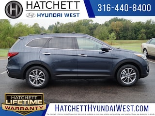 New 2018 Hyundai Santa Fe SE  3rd Row Seat SUV in Wichita, KS