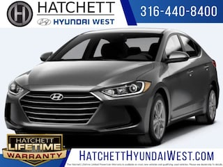New 2018 Hyundai Elantra SE Sedan in Wichita, KS