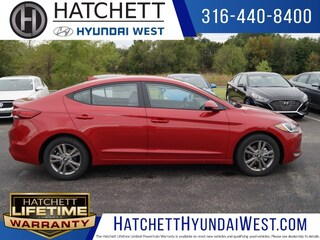 New 2018 Hyundai Elantra SEL Sedan in Wichita, KS