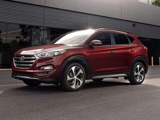 New 2018 Hyundai Tucson SE SUV in Wichita, KS