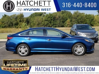New 2018 Hyundai Sonata Limited Sedan in Wichita, KS