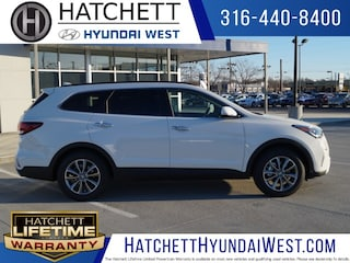 New 2018 Hyundai Santa Fe SE Premium Pkg 3rd Row Seating SUV in Wichita, KS