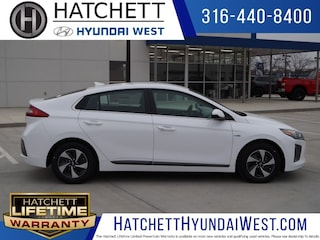 New 2018 Hyundai Ioniq Hybrid SEL Hatchback in Wichita, KS