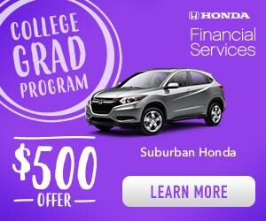 Lovely Visit Suburban Honda For Program Details