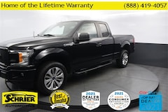 Used 2018 Ford F-150 XL Truck SuperCab Styleside for sale near you in Omaha NE