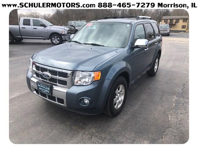 Used 2012 Ford Escape Limited SUV Morrison, IL
