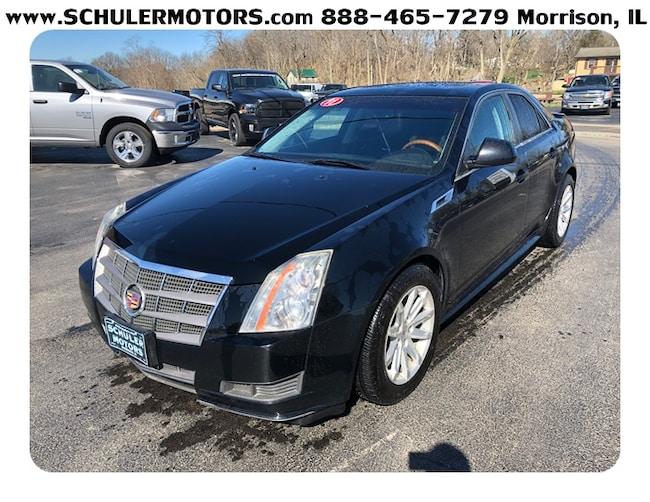 Used 2011 CADILLAC CTS Luxury Sedan Morrison, IL