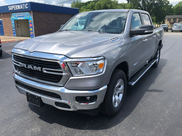 New 2019 Ram 1500 BIG HORN / LONE STAR CREW CAB 4X4 5'7 BOX For Sale