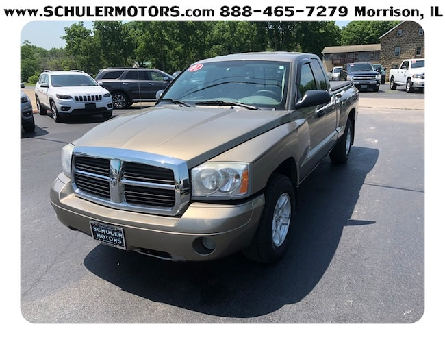 Used 2007 Dodge Dakota SLT Truck Club Cab Morrison, IL