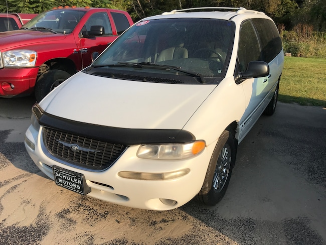 Used 2000 Chrysler Town & Country Limited Van Passenger Van Morrison, IL