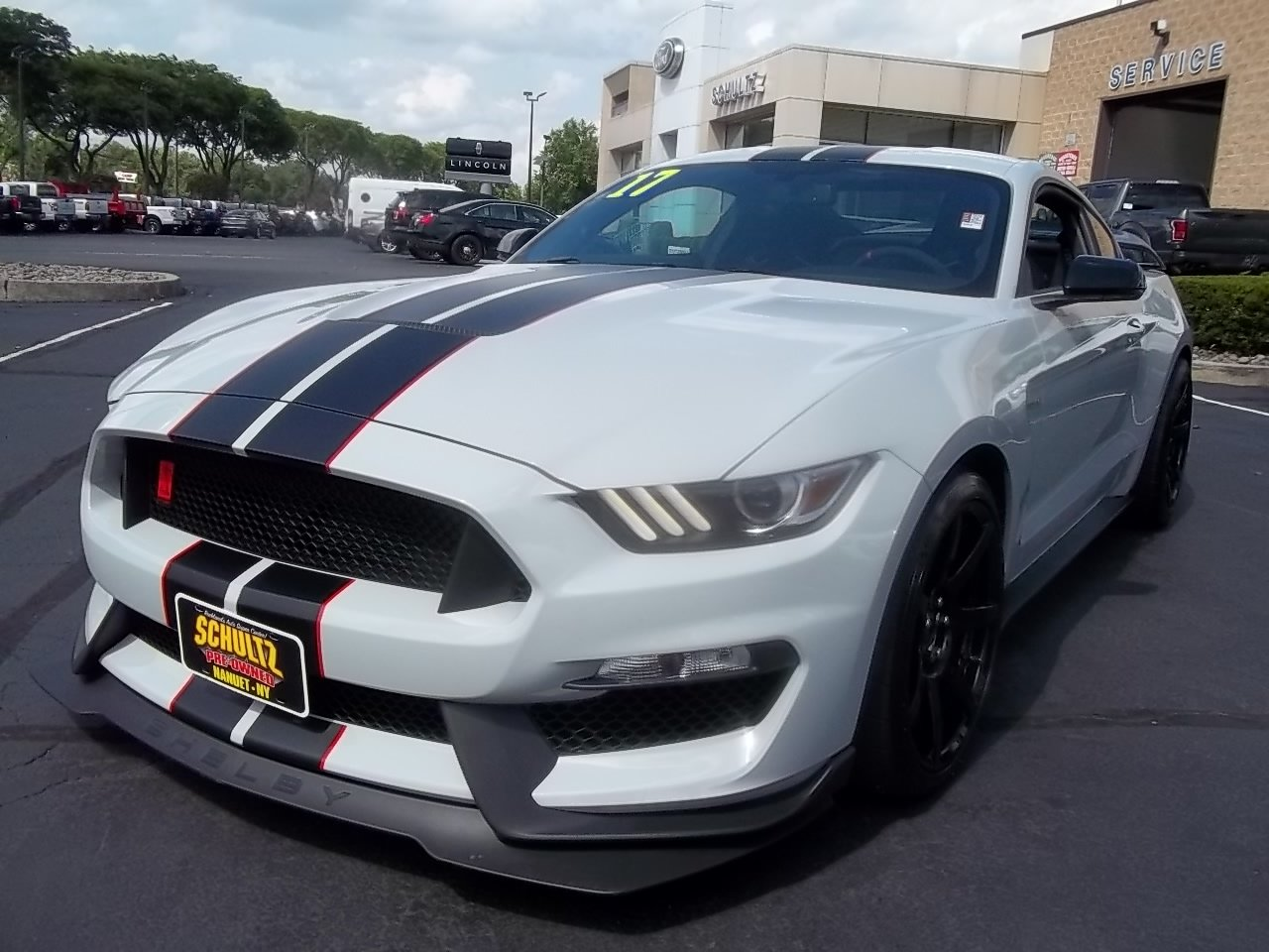 2017 Ford Mustang Shelby GT350R Shelby GT350R Fastback