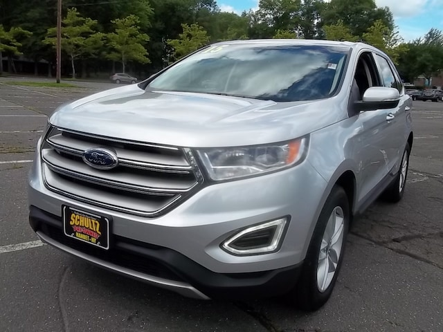 Used 2015 Ford Edge For Sale at Schultz Ford Lincoln Inc