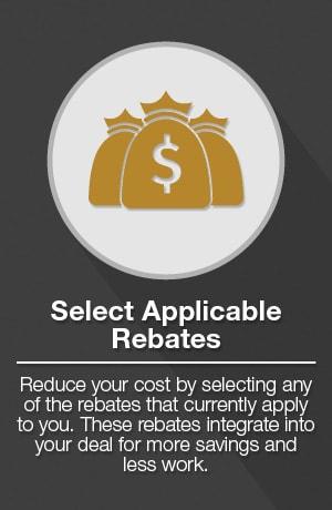 Select Rebates